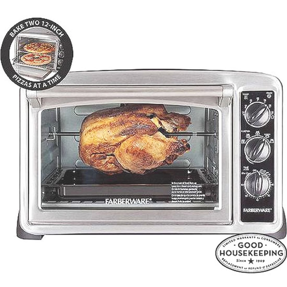 Amazon Farberware Convection CounterTop Oven