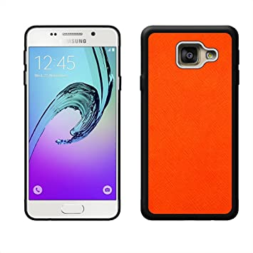 Case-Industry Coque Bimatière Samsung Galaxy A5 (2016) Orange ...