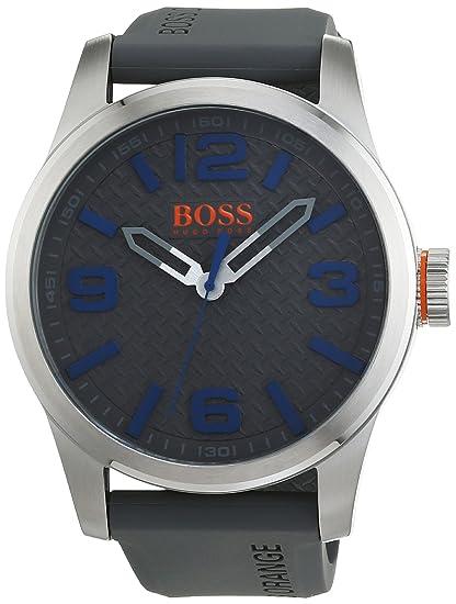 5a3fdc2801c0 Hugo Boss 1513349 Orange - Reloj analógico de pulsera para hombre ...