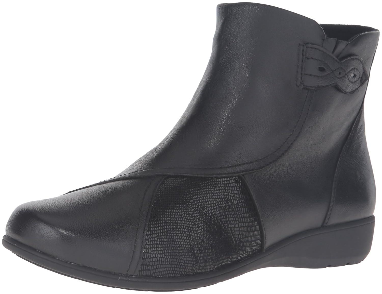 Aravon Women's Anstice-AR Boot B01AOVJO5G 9.5 B(M) US|Black