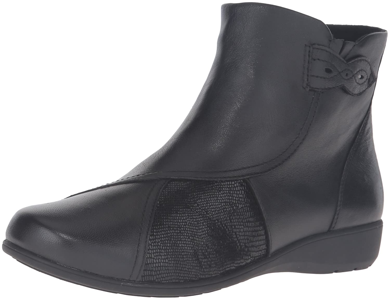 Womens Boots aravon black beverly ar wg1i89v7