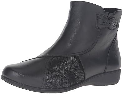 Aravon Women's Anstice-AR Boot,Black,6.5 ...