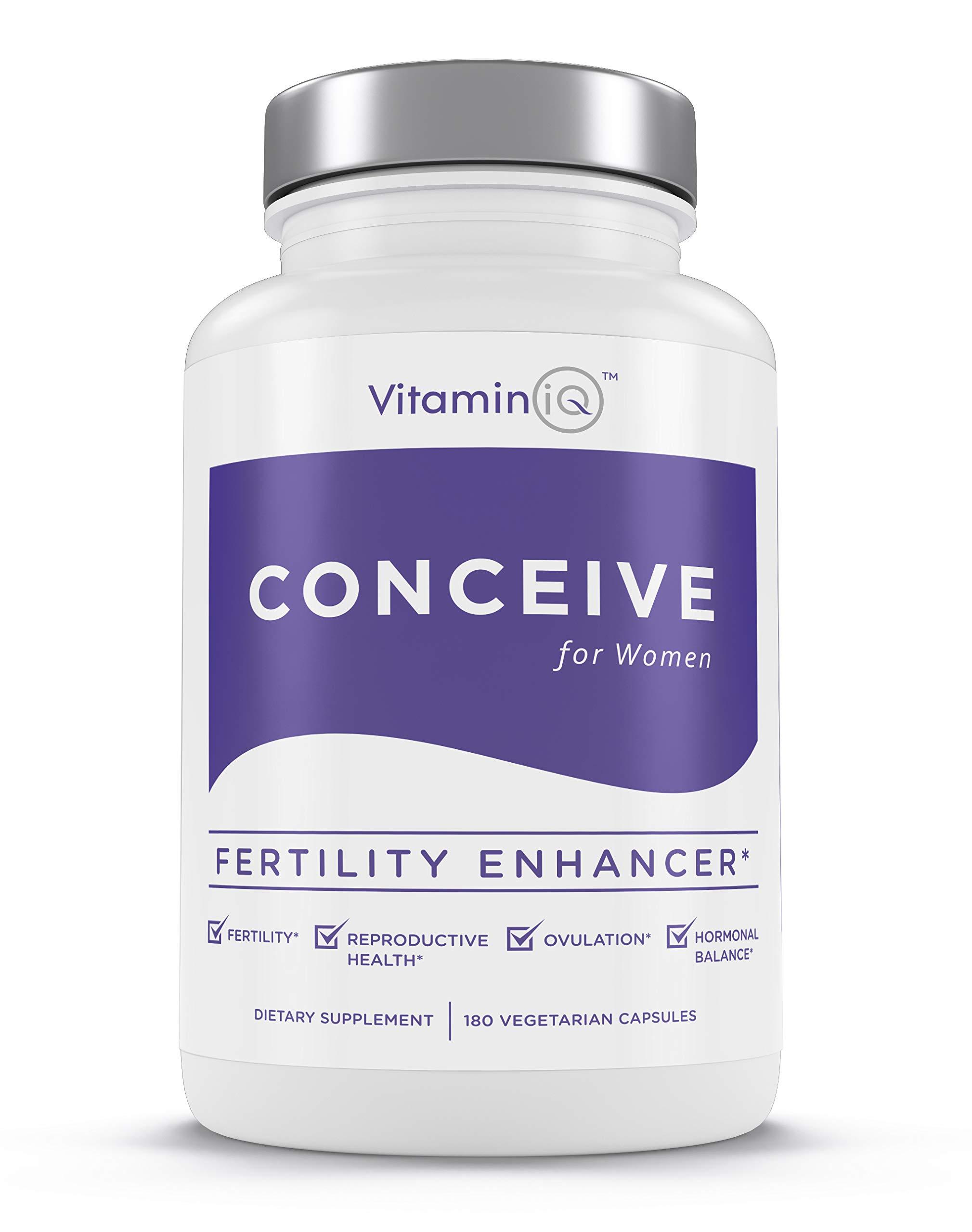 Amazon com: VitaminIQ Mommy Brain Postnatal Supplement
