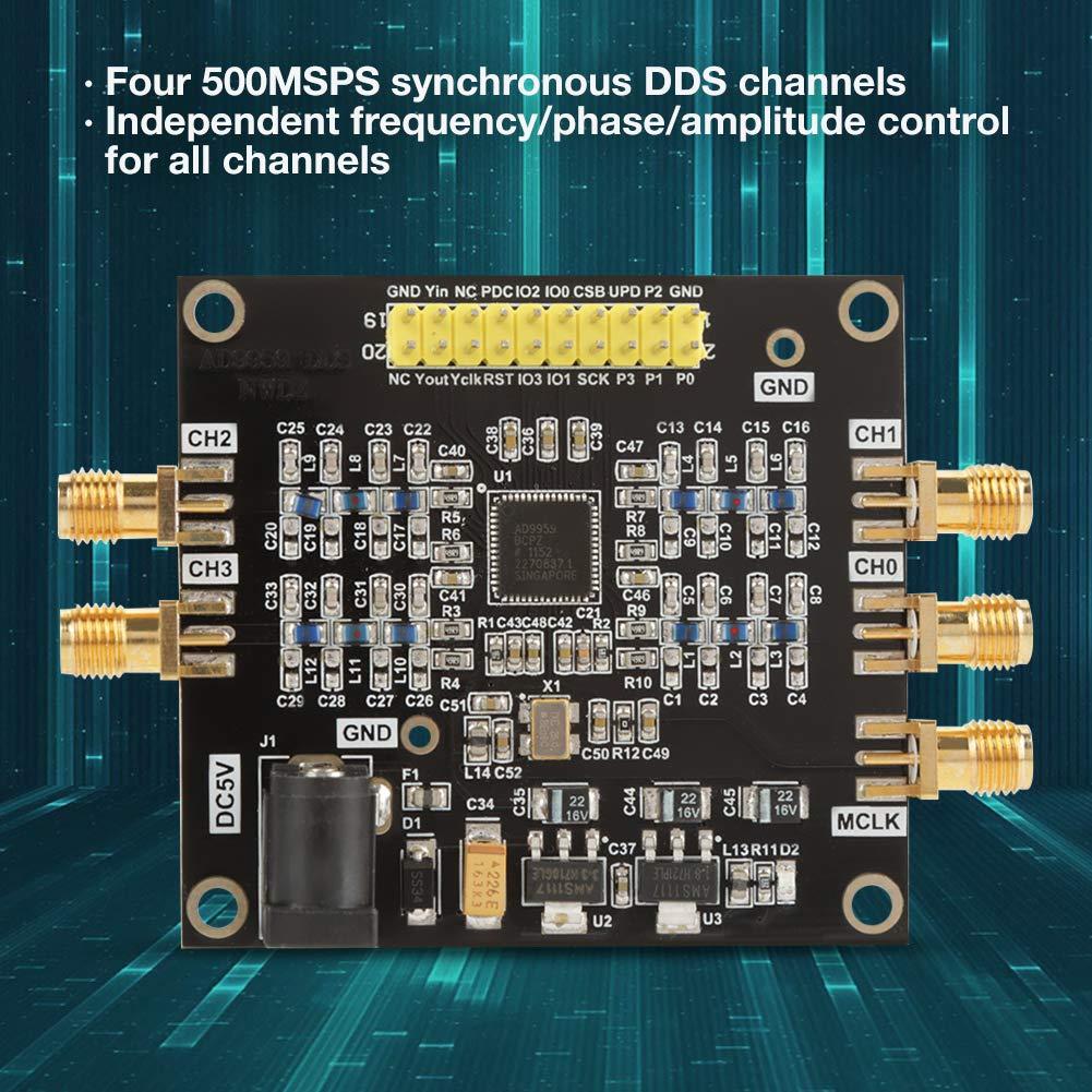 Modulo DDS AD9959 Modulo generatore di segnale DDS DDS AD9959 Modulo generatore di segnale digitale programmabile ad alte prestazioni