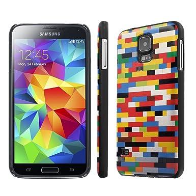 brand new 38e5a 7413c NakedShield Samsung Galaxy S5 (Lego Brick) SLIM Art Phone Cover Case ...