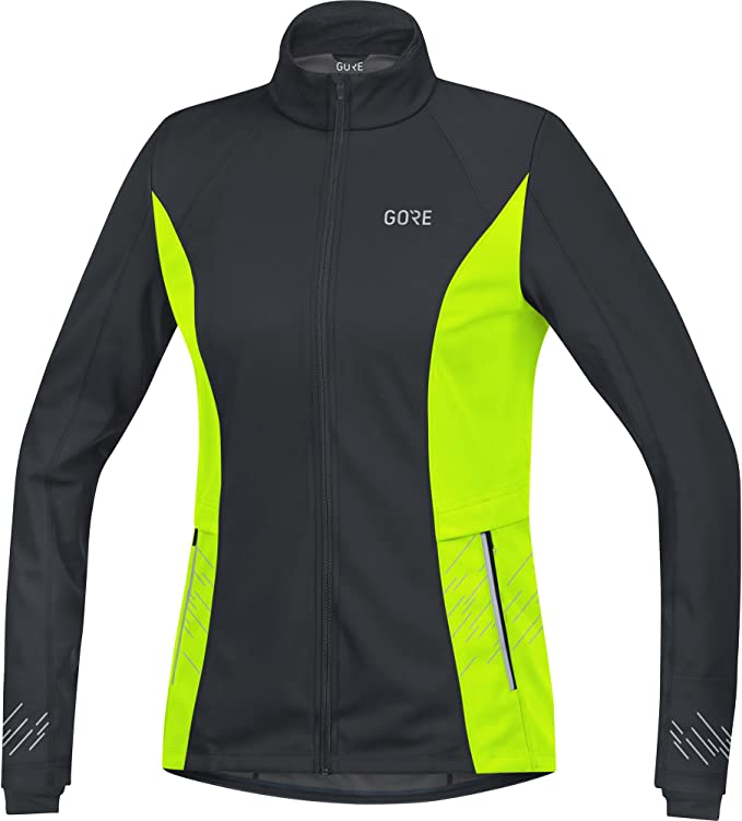 gore r5 windstopper jacke damen