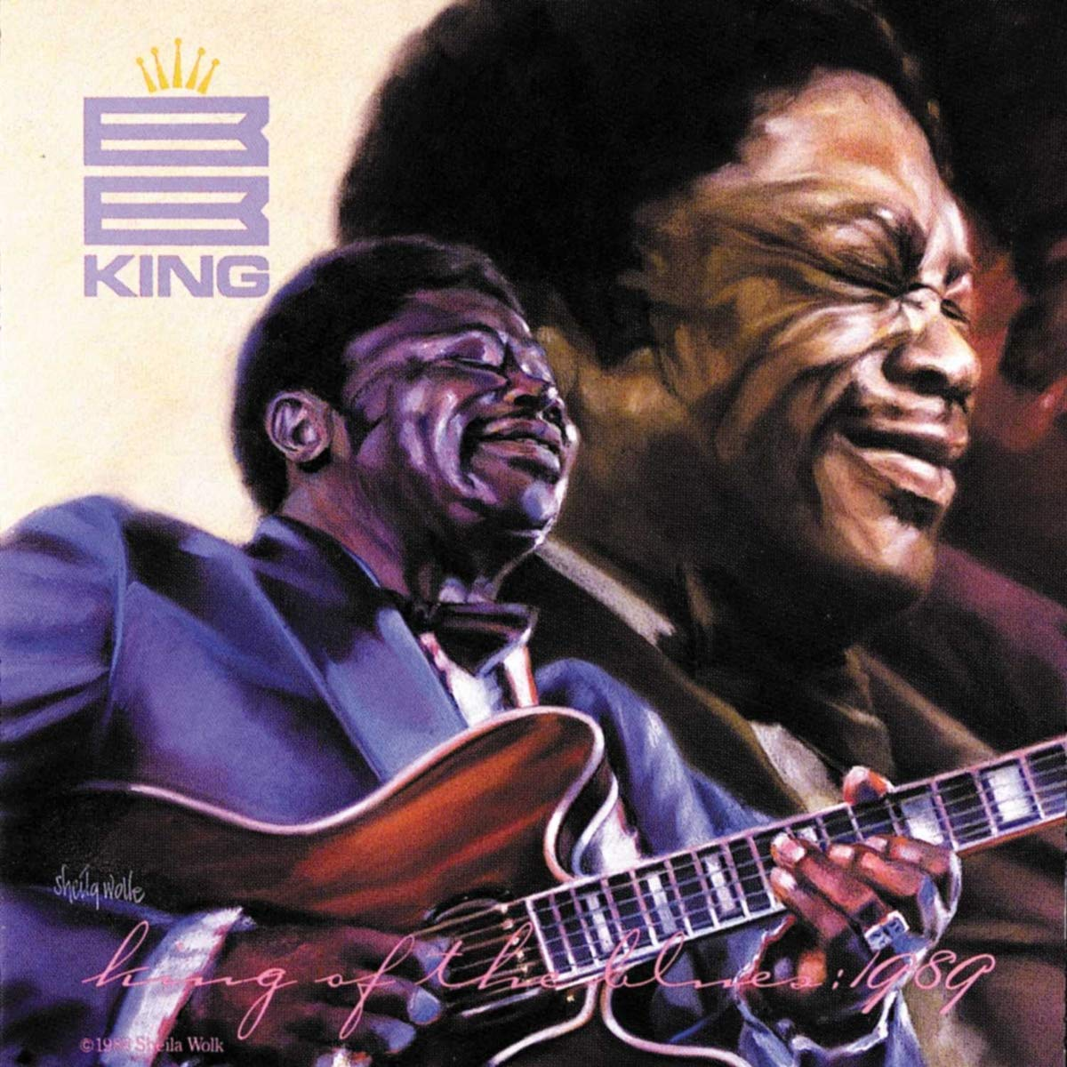 King of the Blues: 1989