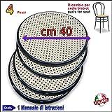 Cannage de rechange pour chaise modèle Bistrot, Vienna, Thonet en plastique PVC