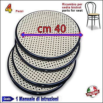 Replacement De Fauteuil Bistrot Metal FACILCASA