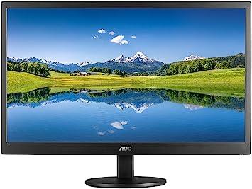 AOC Monitor E2070SWHN HD 1600X900, 5MS, Hdmi/Vga, Vesa, Epeat, Energystar 20 Pulgadas: Amazon.es: Electrónica