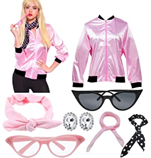 Amazon.com: SUIT YOURSELF Grease Greased Lightning Costume ...