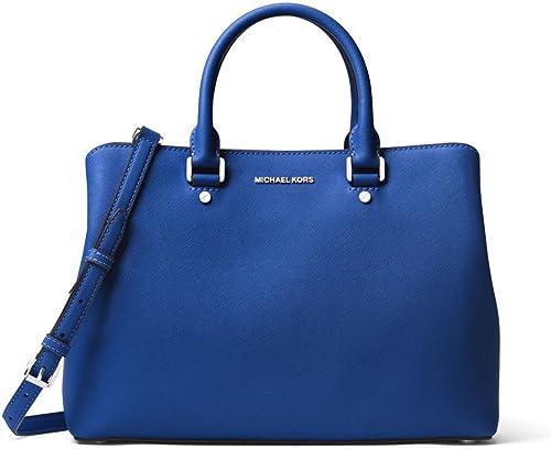 Michael Kors , Sac à main pour femme bleu bleu électrique: Amazon ...