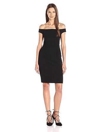 Amazon.com: Black Halo Women's Claire Sheath Dress: Clothing