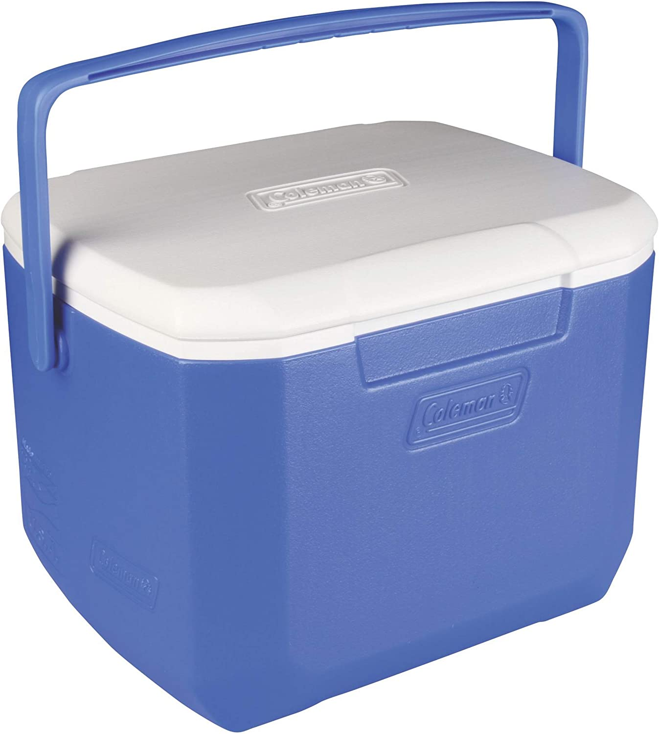 Coleman Cooler| 16-Quart Portable Cooler |EZ-Clean Excursion Cooler Ideal for Picnics and Barbecues