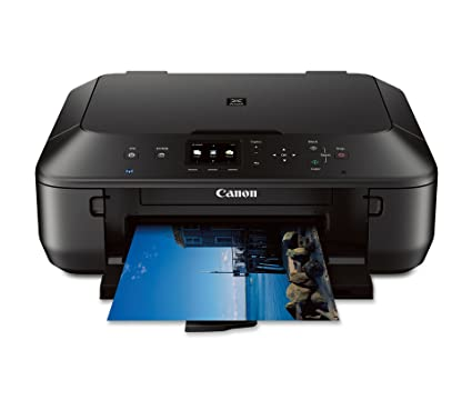 aa9f6a124 Amazon.com  Canon Pixma MG5620 Wireless All-in-one Inkjet Color Cloud Printer  with Scanner