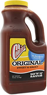 product image for Cookies Food Products Cookies Original BBQ Barbeque Sauce, 76 oz.