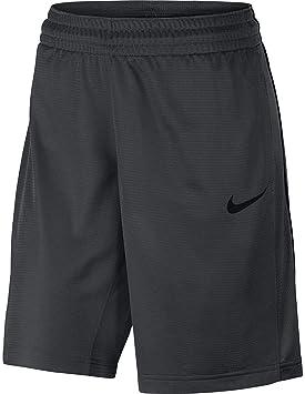 Nike W Nk Short Essential Pantalón Corto de Baloncesto, Mujer ...
