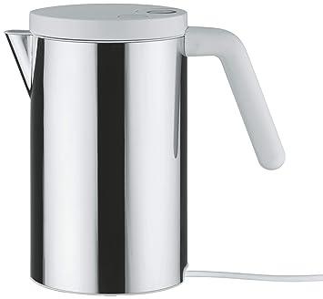 Alessi Hot It - Hervidor de agua eléctrico, 0,80 litros, color blanco