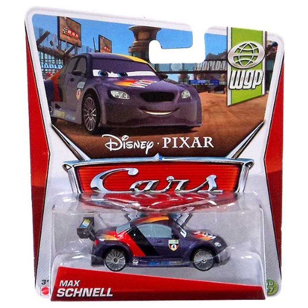Max Schnell Disney Pixar Cars Acer with Headset (Lemons Series,  1 of 8)