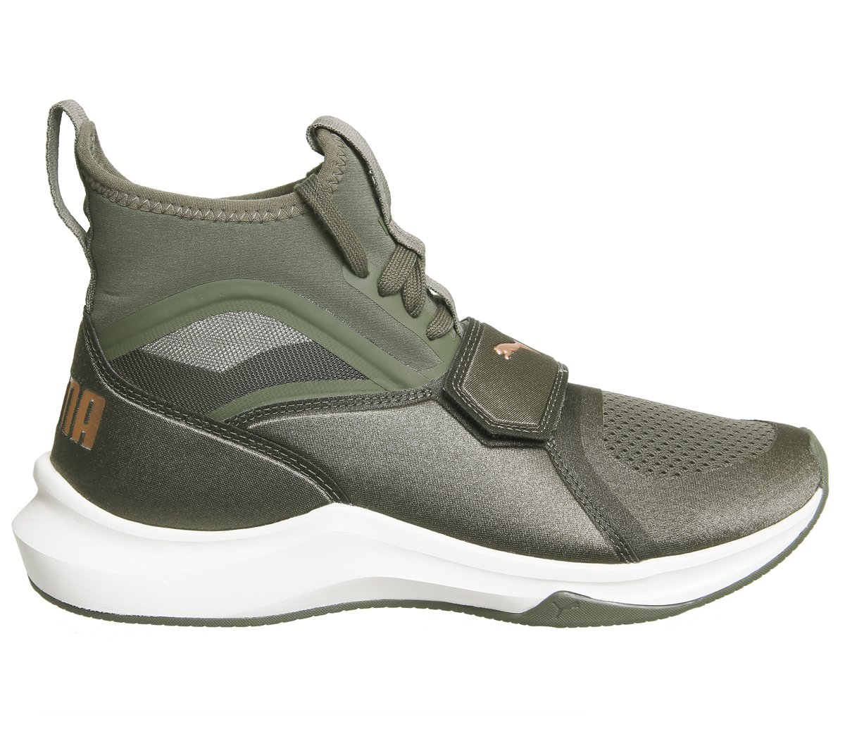 Puma Phenom Mujer Zapatillas Verde 37 EU|Verde