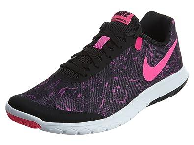 Flex Experience RN 5 Womens Running Shoes - Black