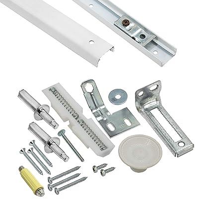 24 Bifold Track Hardware Kit 2 Door