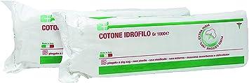 Algodón hidrófilo 1 kg Guata no estéril Altamente absorbente Zig ...
