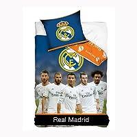 Real Madrid estrellas solo edredón y funda