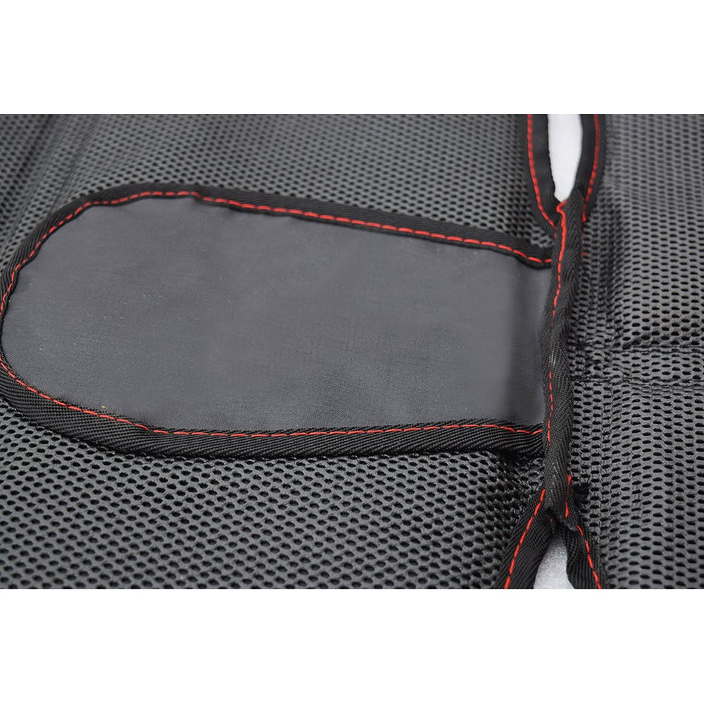 Durable Fabric Felt Bottom for Leather Seat 19 x 43in MWGears Car Seat Protector with Thickest Padding Waterproof PVC