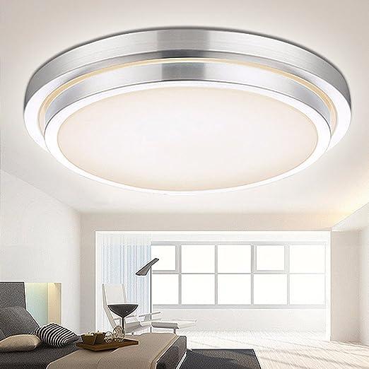 Surprising Swent Led Aluminum Ceiling Lamp Round Bedroom Lights Living Download Free Architecture Designs Momecebritishbridgeorg