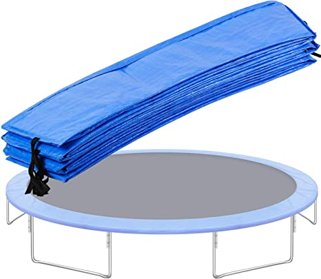 LUKDOF Trampoline Cover Pad, Replacement Trampoline Spring Pad Protection Pad