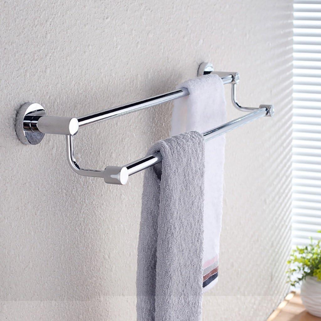 Baumarkt RFJJAL Wand Handtuchhalter Handtuchhalter Chrom