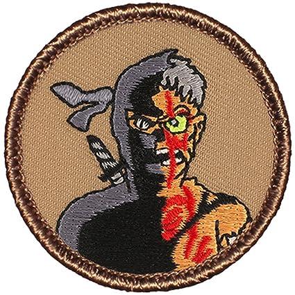 Amazon.com: The Ninja Zombie Patrol Patch - 2