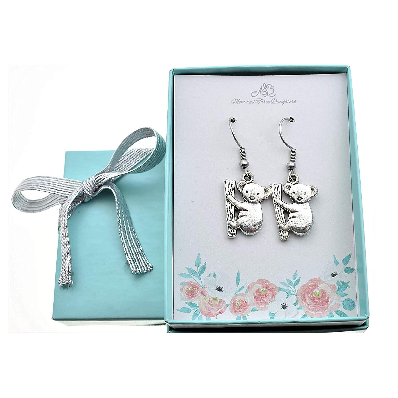 Cute bear Earrings Gifts