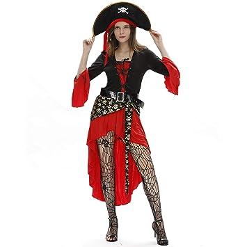 godere del prezzo di liquidazione nuovi prezzi più bassi vendita più economica LBFKJ Giochi di Ruolo, Costumi da Pirata di Halloween Pirati ...