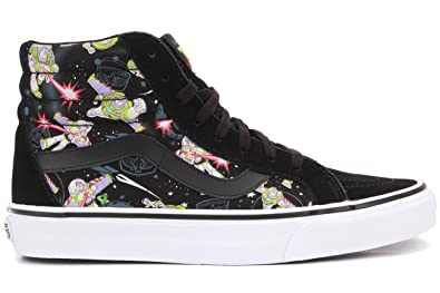 Amazon Com Vans Unisex Shoes Sk8 Hi Reissue Buzz Lightyear Disney