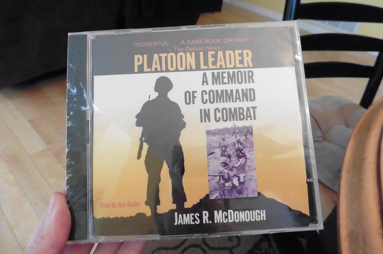 platoon leader james mcdonough
