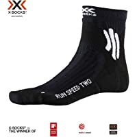 X-Bionic Run Speed Two Calcetín Térmico, Hombre