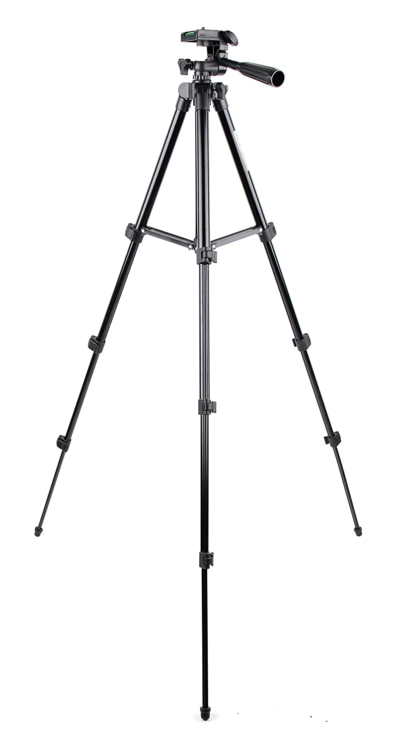 Suitable for use with Polaroid IS426 /& Polaroid IS2132 DURAGADGET Generic 1m Extendable Portable Tripod w//Screw Mount