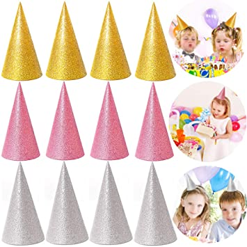 Xinlie Gorros de Fiesta Gorros Fiesta Cumpleaños de Fiesta ...