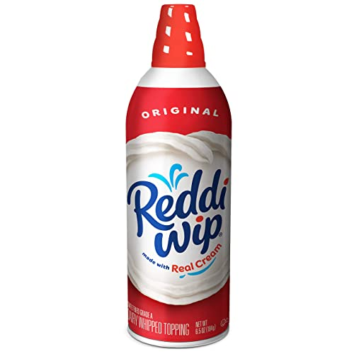 Is Reddi-Wip Whipped Dairy Cream Topping Keto?