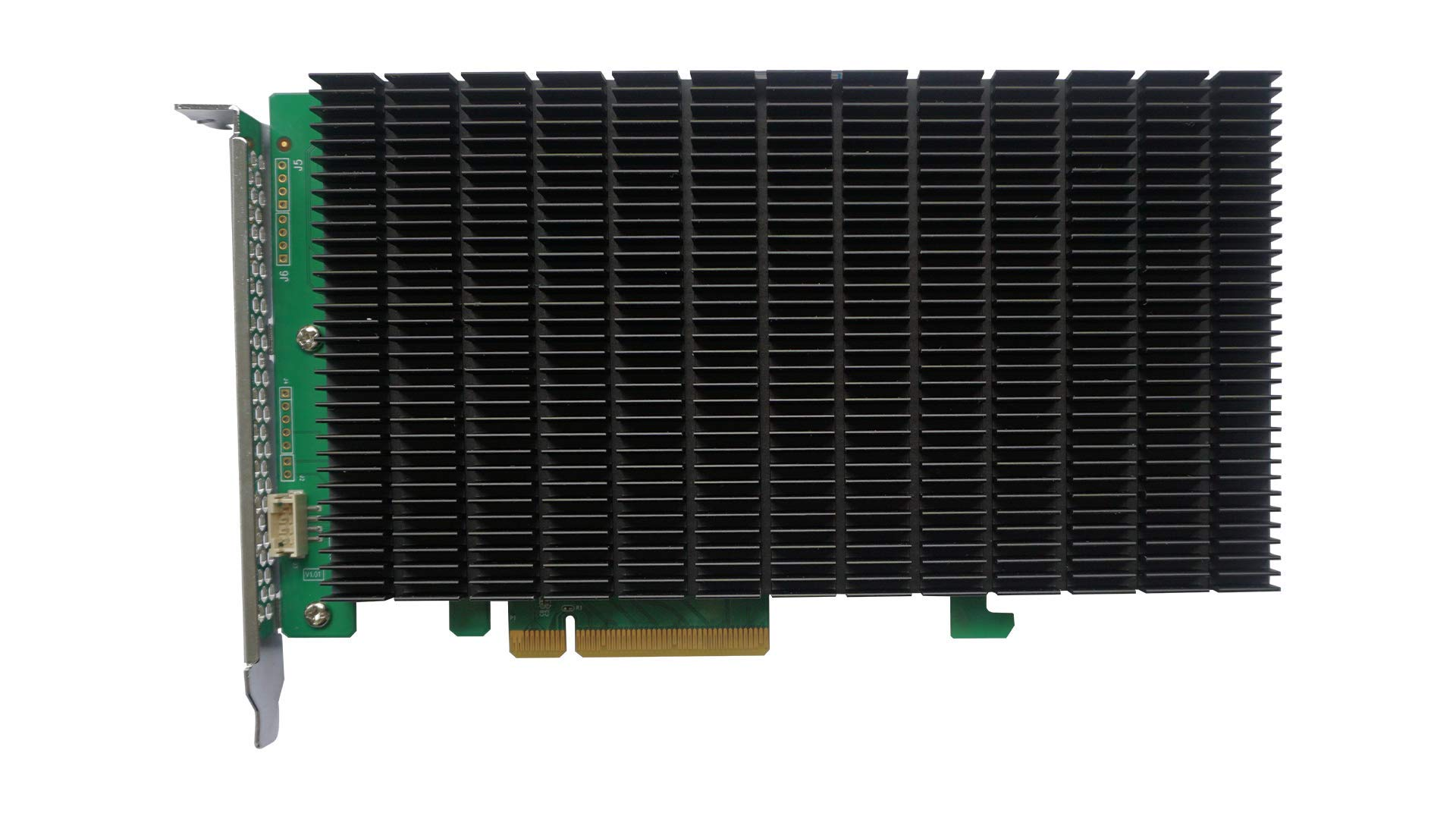 HighPoint Technologies SSD6204 Driverless  Bootable 4X M.2 P