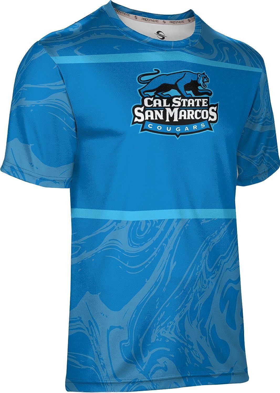 9d41c06de Amazon.com: ProSphere California State University San Marcos Boys' T-Shirt  - Ripple: Clothing