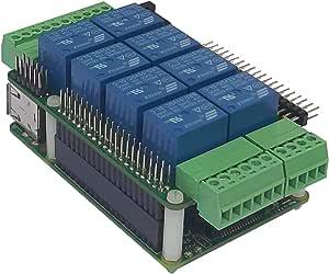 Mega-IO Expansion Card for Raspberry Pi/Zero
