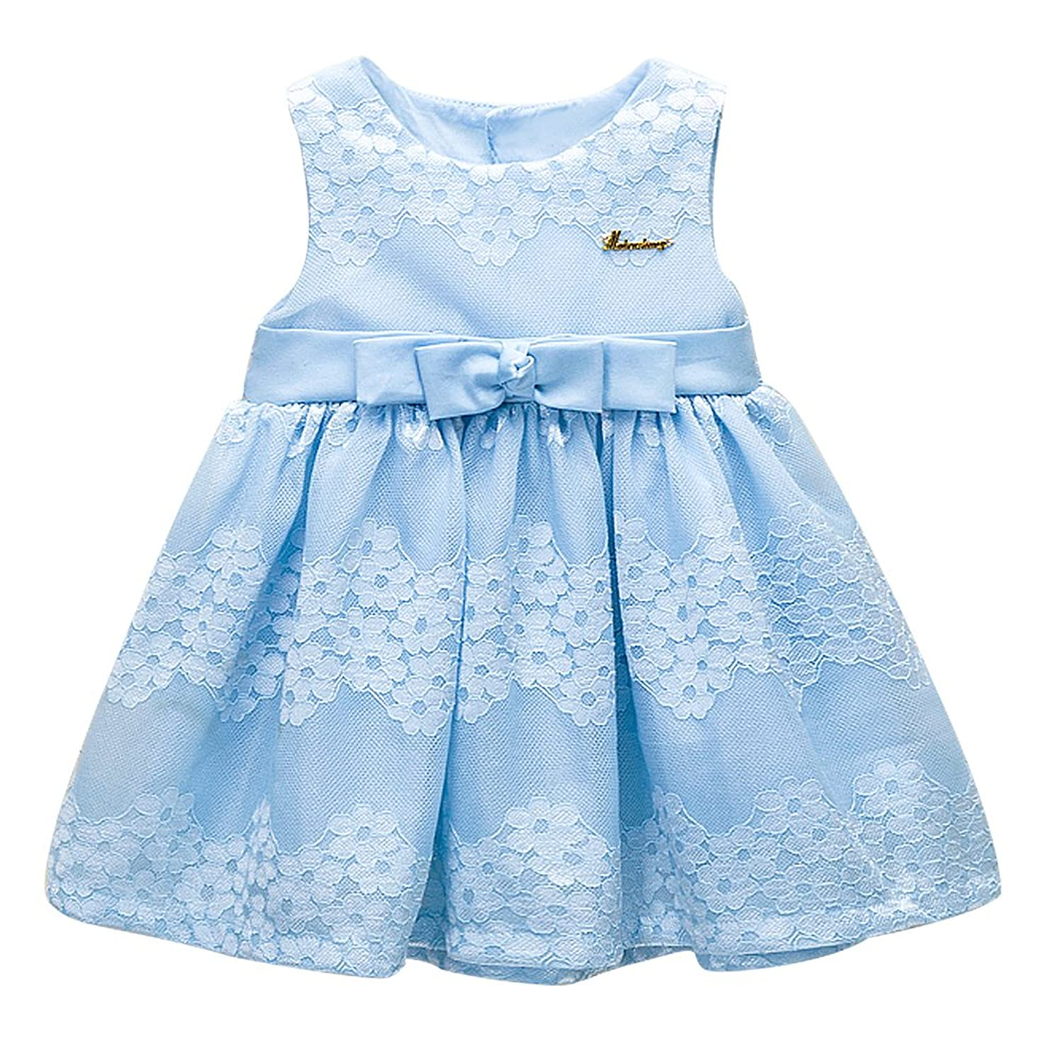 Mubenshang Toddler Girl Birthday Dresses Little Girl Party Dresses ...
