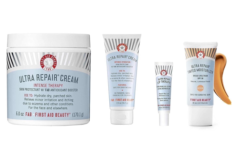 First Aid Beauty Custom Shade Kit (Medium): Limited Edition Gift Set