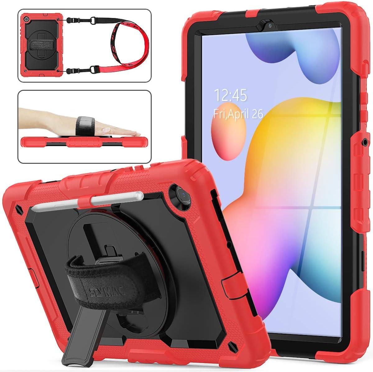 Funda SEYMAC para Galaxy Tab S6 Lite 10.4 2020 (W3F1)