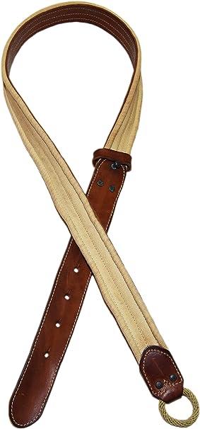 Ralph Lauren Polo Double RL RRL - Cinturón de piel para hombre ...