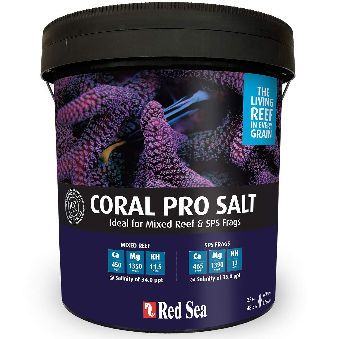 Red Sea Aquarium Salts
