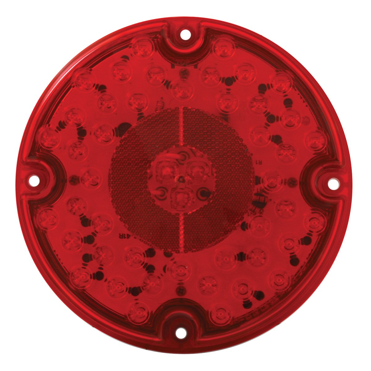 Grand General 82332 Red 7'' 47-LED Sealed Stop/Turn/Tail Light by GG Grand General (Image #3)